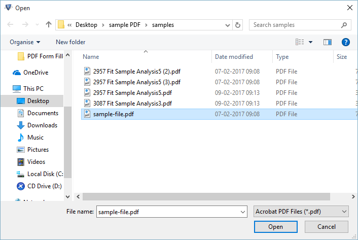 fileopen pdf drm removal